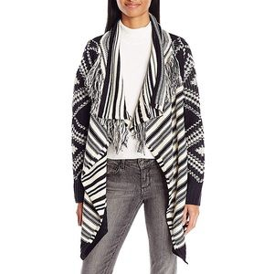 NWT Angie open cardigan sweater